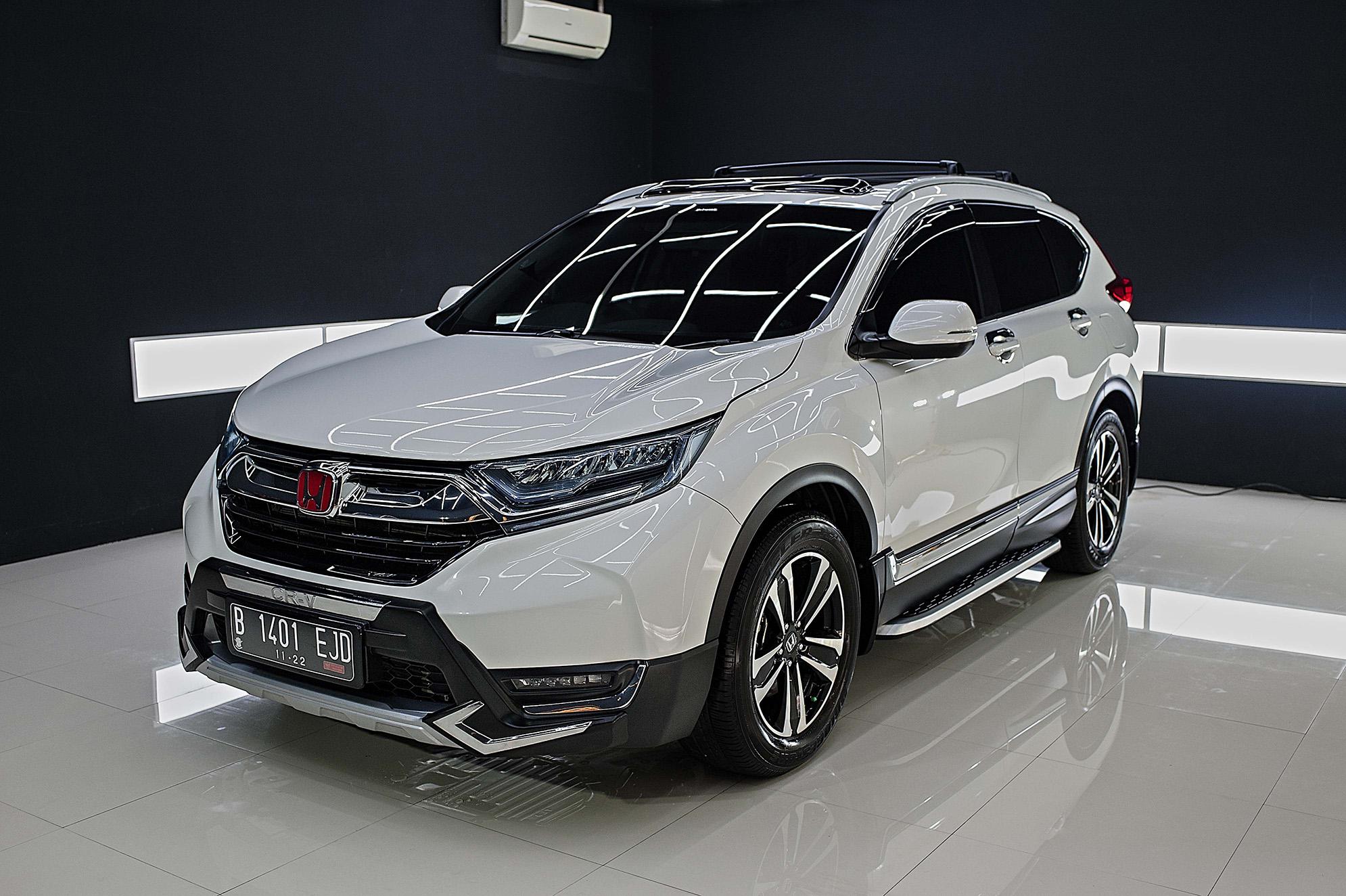 Honda CRV Cquartz Finest Reserve
