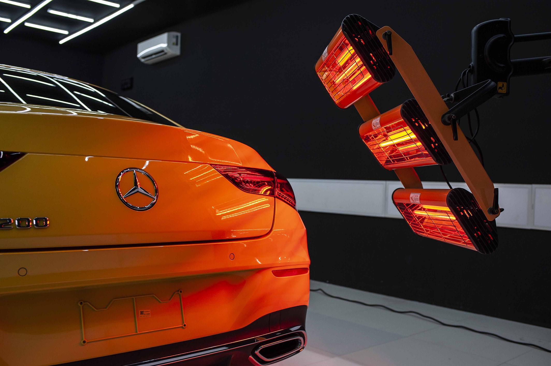 Mercedes Benz CLA 200 Cquartz Finest Reserve