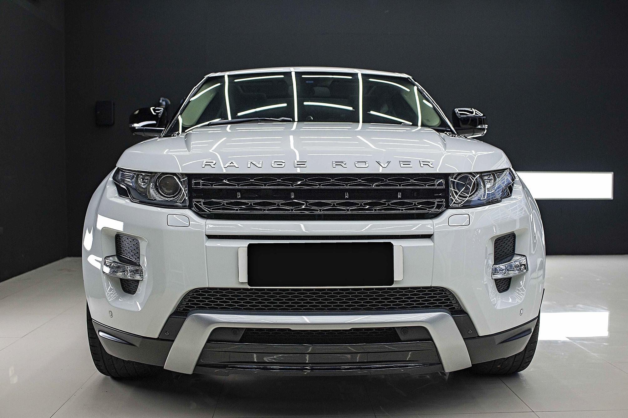 Range Rover Evogue for Cquartz UK 3.0 Ceramic Coating